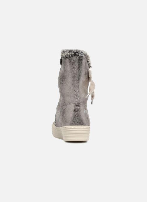 Støvler & gummistøvler Primigi Ellectra Sølv Se fra højre