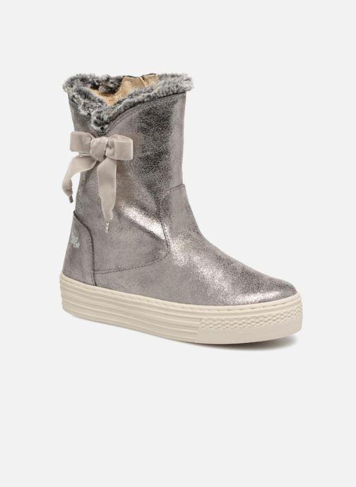 Støvler & gummistøvler Primigi Ellectra Sølv detaljeret billede af skoene