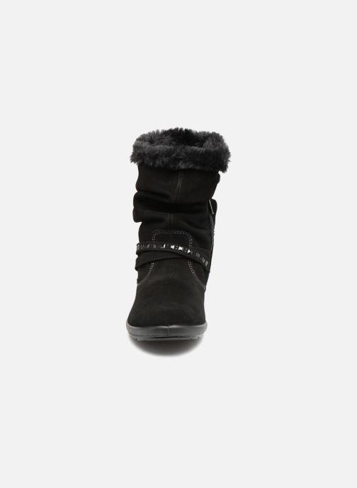 Bottes Primigi Abigail GTX Noir vue portées chaussures