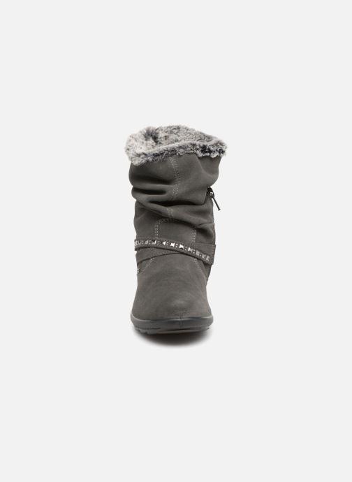Bottes Primigi Abigail GTX Gris vue portées chaussures