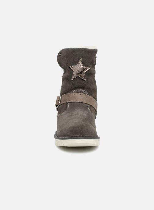 Bottes Primigi Ilenia GTX Gris vue portées chaussures