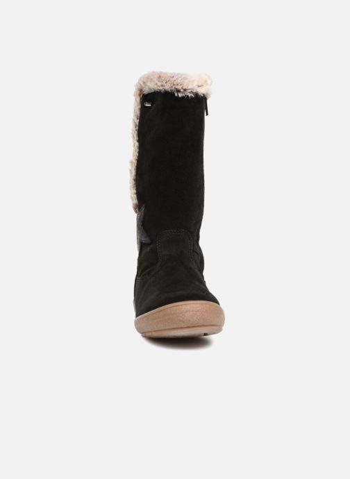 Bottes Primigi Adele GTX Noir vue portées chaussures