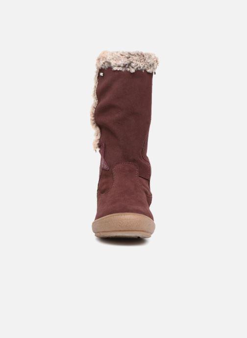 Bottes Primigi Adele GTX Violet vue portées chaussures
