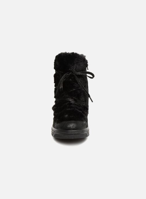 Chaussures de sport Primigi Costanza GTX Noir vue portées chaussures