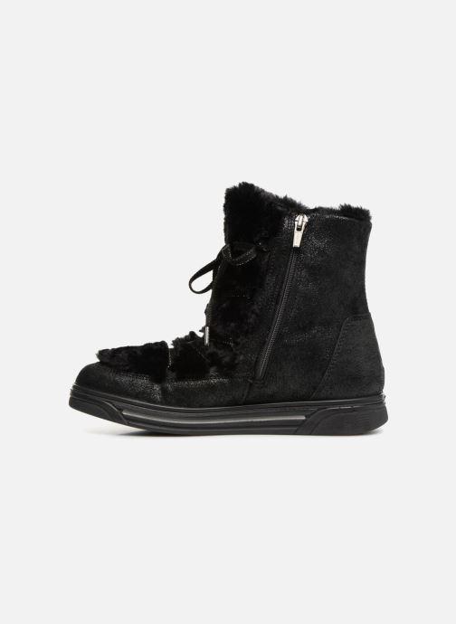 Zapatillas de deporte Primigi Costanza GTX Negro vista de frente