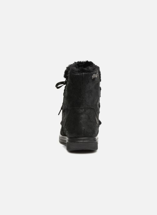 Zapatillas de deporte Primigi Costanza GTX Negro vista lateral derecha