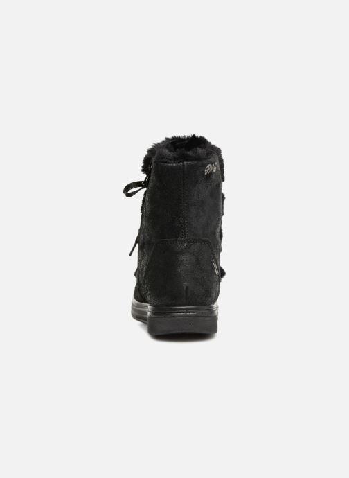 Chaussures de sport Primigi Costanza GTX Noir vue droite