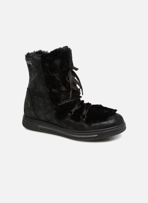 Chaussures de sport Primigi Costanza GTX Noir vue détail/paire