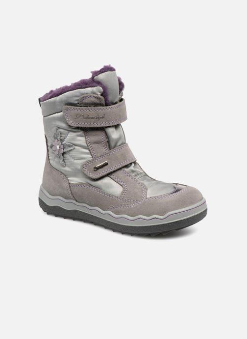 Chaussures de sport Primigi Veronica GTX Gris vue détail/paire