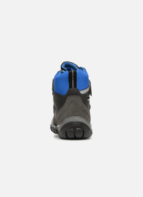 Zapatillas de deporte Primigi Leandro GTX Azul vista lateral derecha