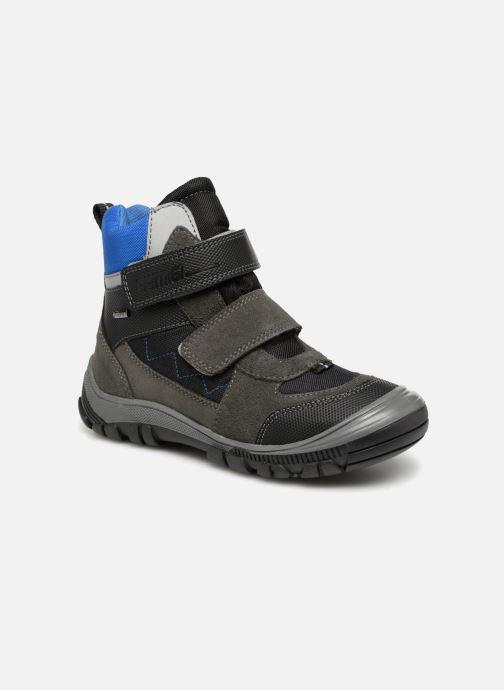 Sport shoes Primigi Leandro GTX Blue detailed view/ Pair view