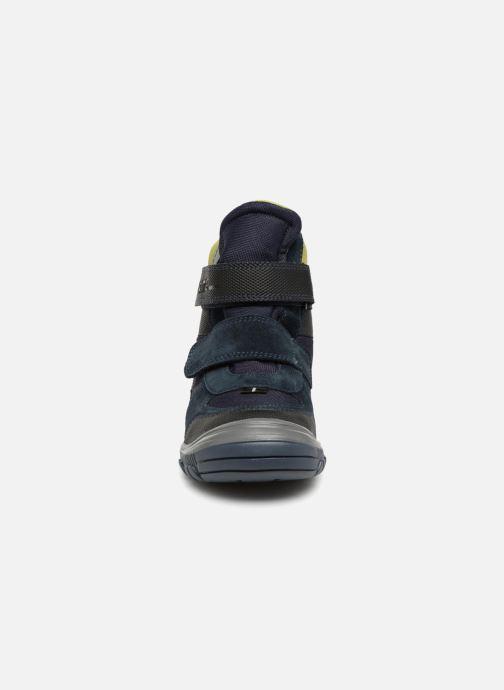 Chaussures de sport Primigi Leandro GTX Bleu vue portées chaussures