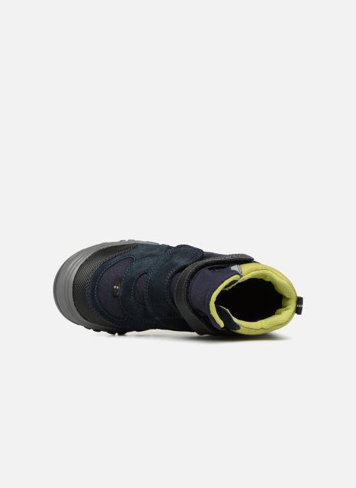 Zapatillas de deporte Primigi Leandro GTX Azul vista lateral izquierda