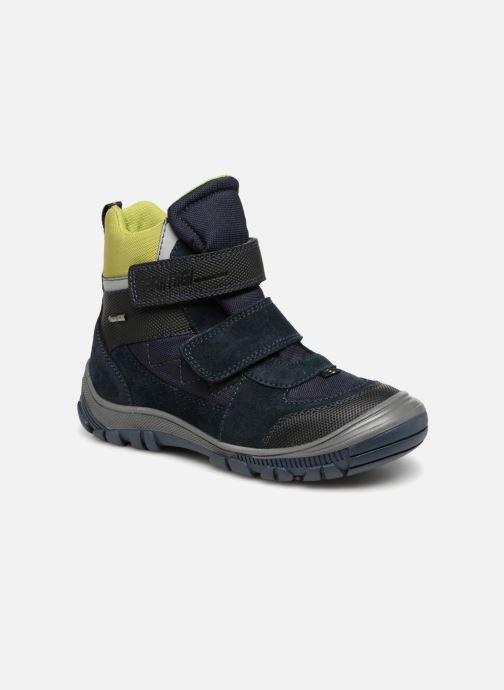 Chaussures de sport Primigi Leandro GTX Bleu vue détail/paire