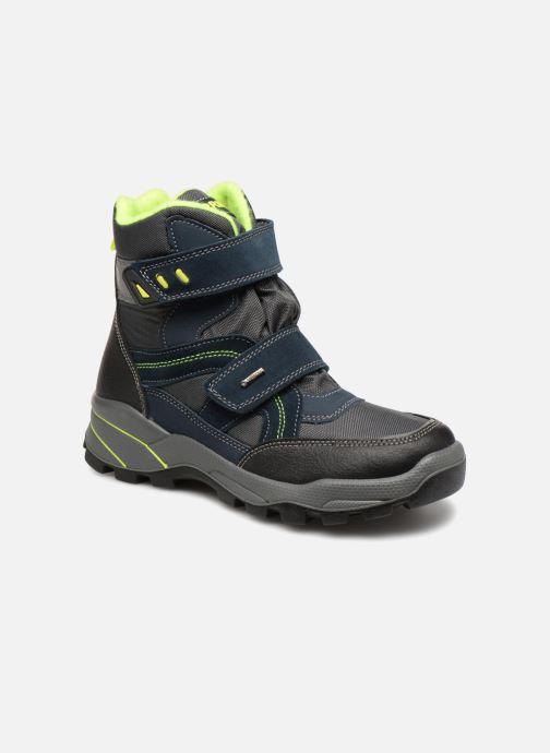 Chaussures de sport Primigi Orfeo GTX Bleu vue détail/paire