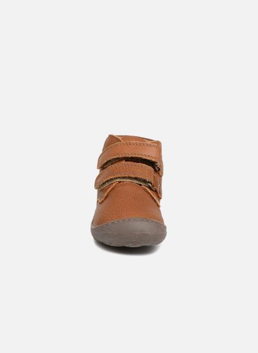 Ankle boots Primigi Ottavio Brown model view