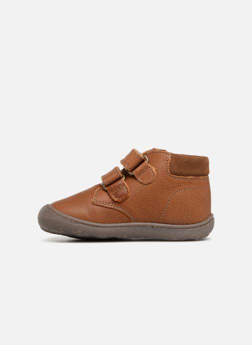 Ankle boots Primigi Ottavio Brown front view