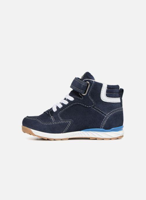 Sneakers Primigi Emiliano Azzurro immagine frontale