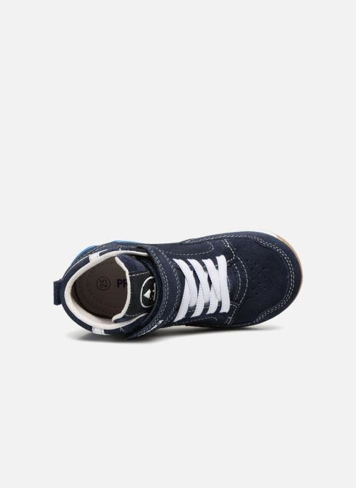 Sneakers Primigi Emiliano Azzurro immagine sinistra