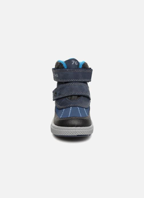 Scarpe sportive Primigi Diego GTX Azzurro modello indossato