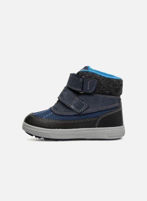 Zapatillas de deporte Primigi Diego GTX Azul vista de frente