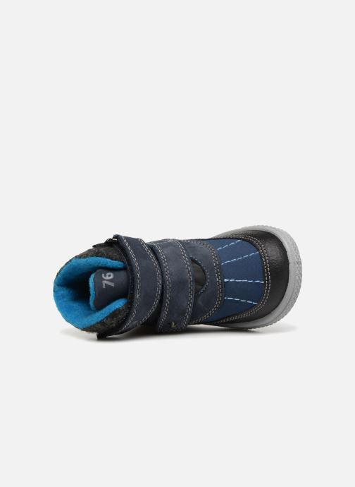 Zapatillas de deporte Primigi Diego GTX Azul vista lateral izquierda