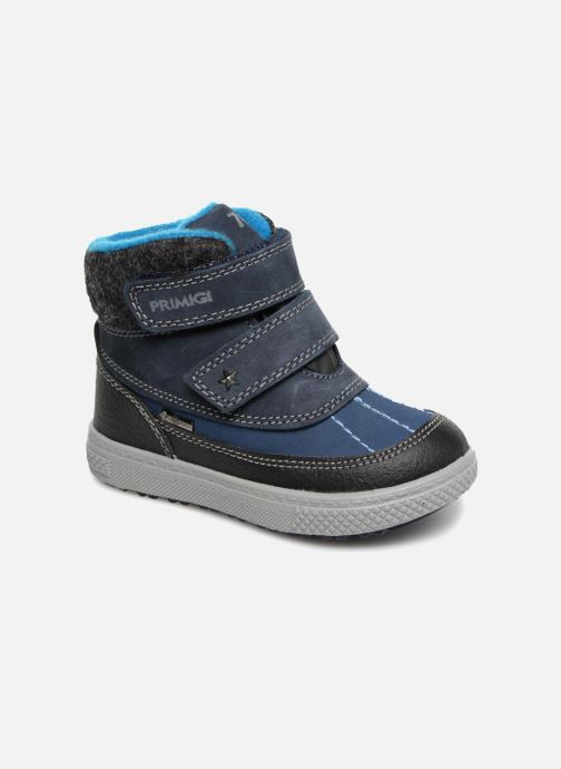 Sportssko Primigi Diego GTX Blå detaljeret billede af skoene
