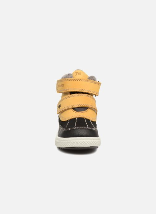 Sportschuhe Primigi Diego GTX gelb schuhe getragen