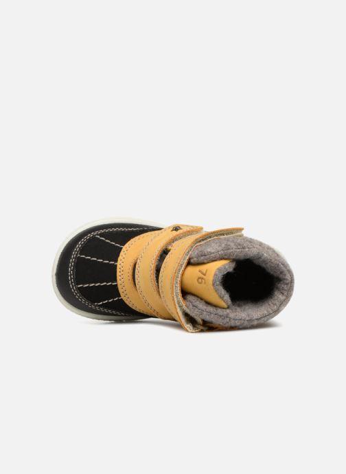 Zapatillas de deporte Primigi Diego GTX Amarillo vista lateral izquierda