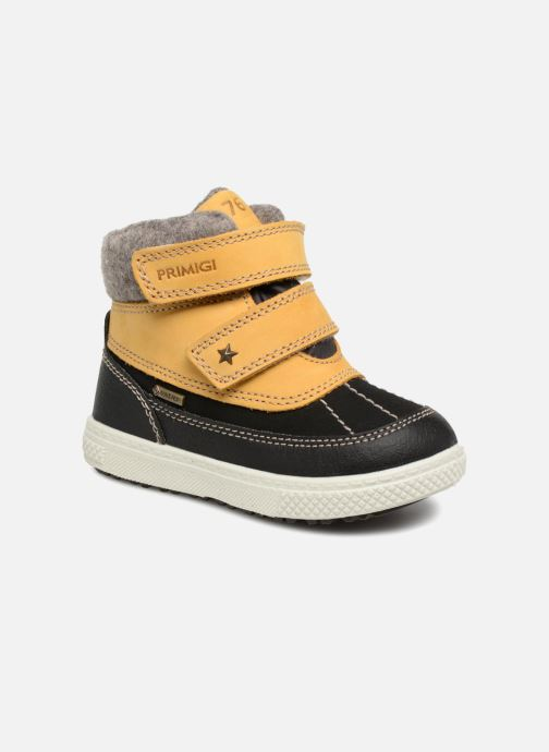 Chaussures de sport Primigi Diego GTX Jaune vue détail/paire