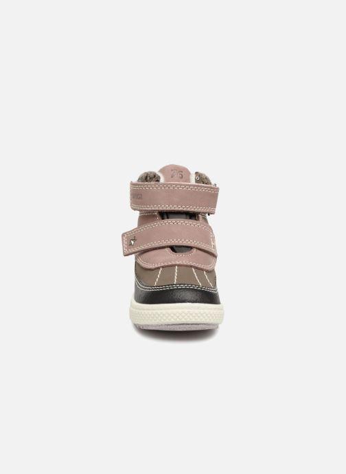Sportschuhe Primigi Diego GTX rosa schuhe getragen
