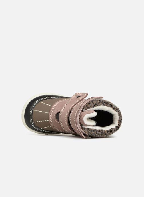 Zapatillas de deporte Primigi Diego GTX Rosa vista lateral izquierda