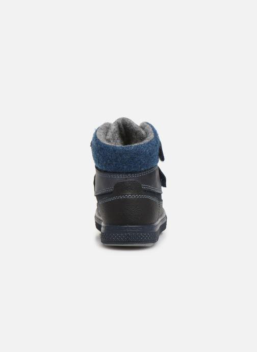 Zapatillas de deporte Primigi Diego GTX Azul vista lateral derecha