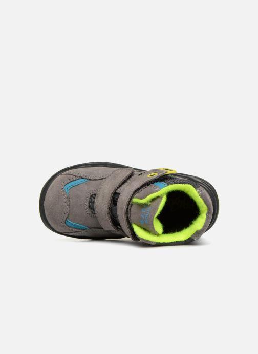 Zapatillas de deporte Primigi Giorgio GTX Gris vista lateral izquierda