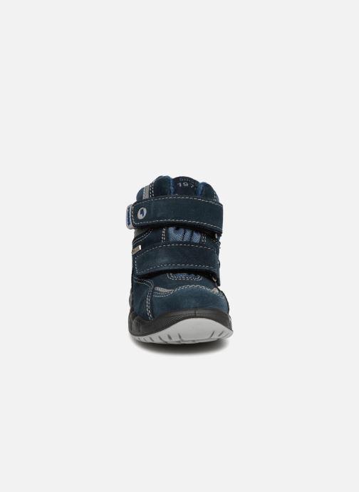 Chaussures de sport Primigi Giorgio GTX Bleu vue portées chaussures