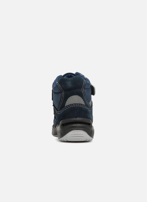 Chaussures de sport Primigi Giorgio GTX Bleu vue droite