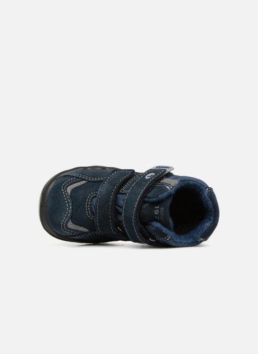 Chaussures de sport Primigi Giorgio GTX Bleu vue gauche