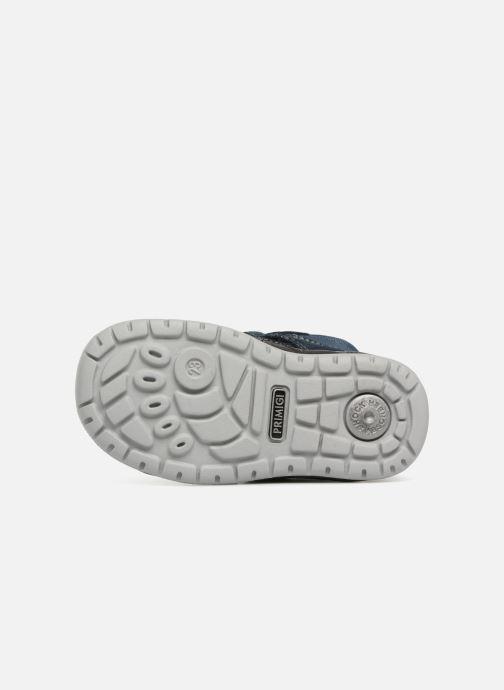 Chaussures de sport Primigi Giorgio GTX Bleu vue haut