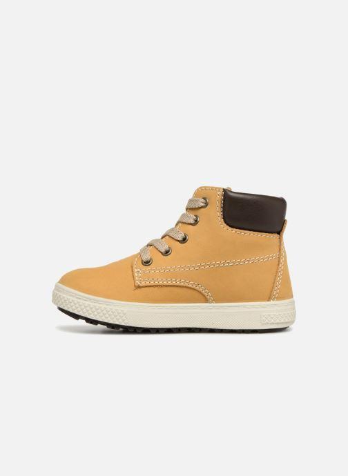 Bottines et boots Primigi Alberto Jaune vue face