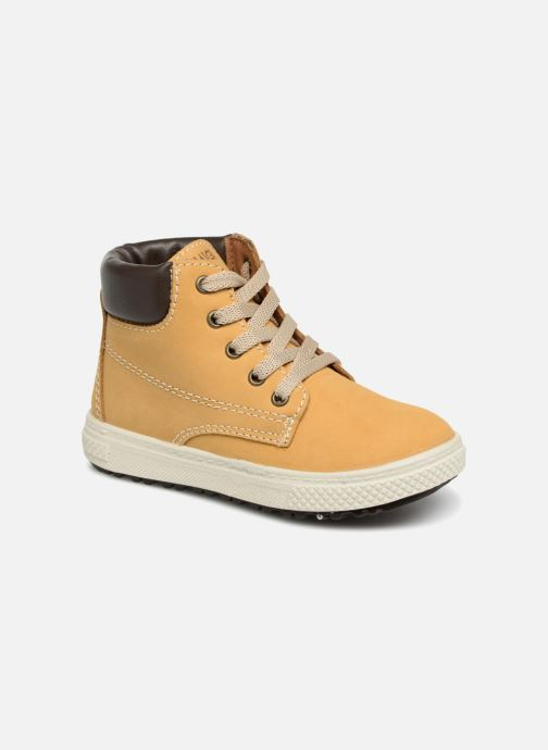 Bottines et boots Primigi Alberto Jaune vue détail/paire