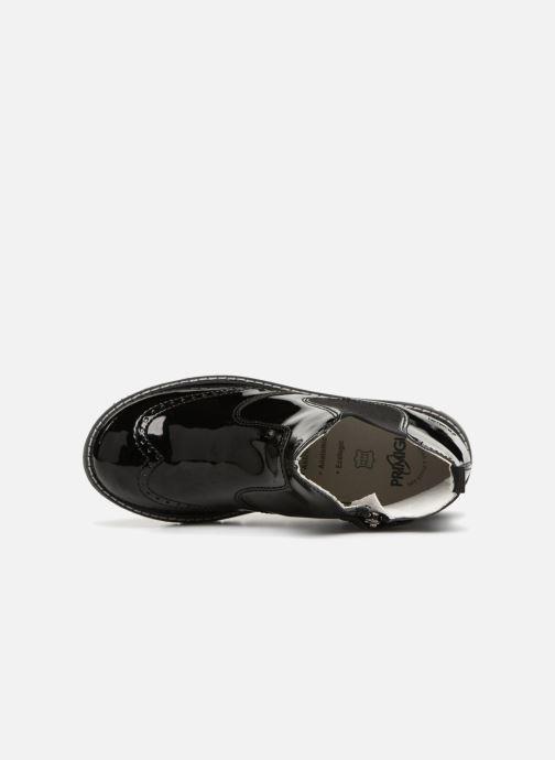 Stiefeletten & Boots Primigi Delfina GTX schwarz ansicht von links
