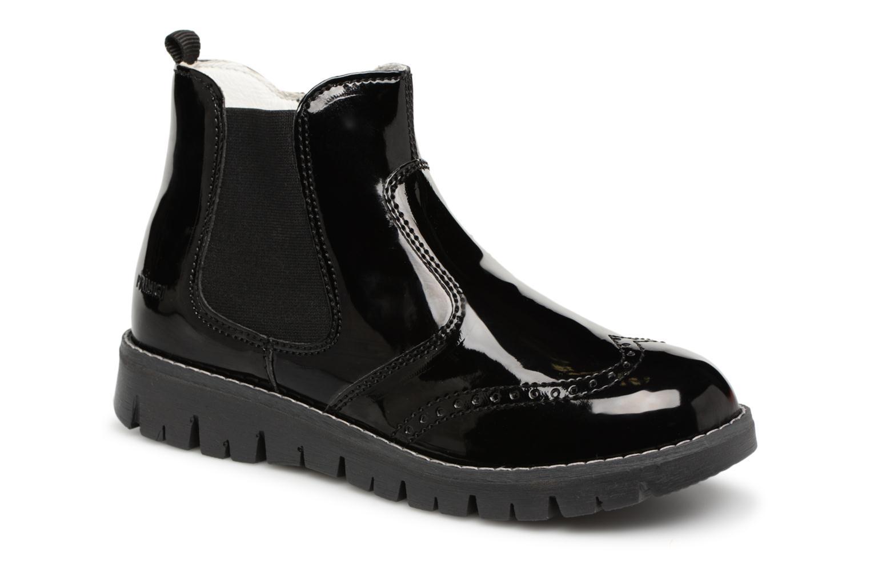 Stiefeletten & Boots Primigi Delfina GTX schwarz detaillierte ansicht/modell