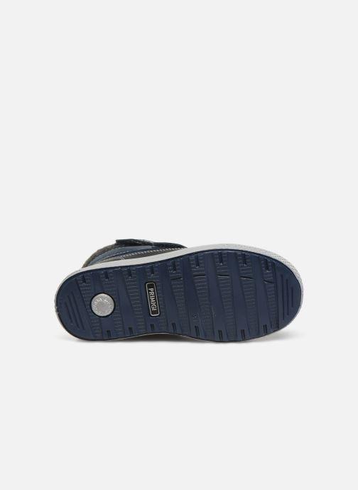 Chaussures de sport Primigi Fabrizio GTX Bleu vue haut