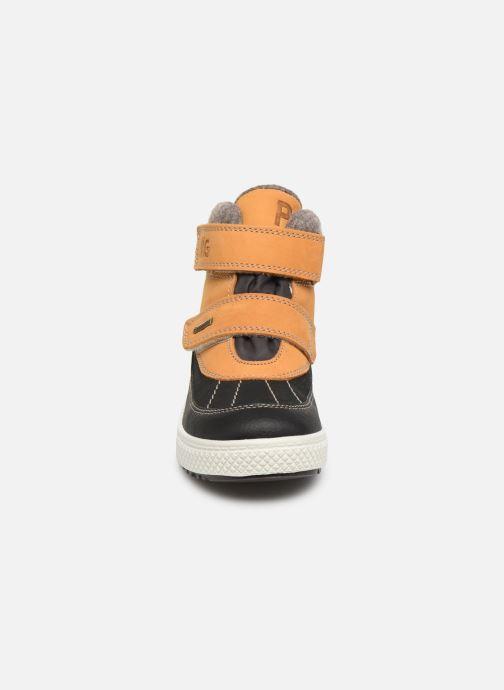 Zapatillas de deporte Primigi Fabrizio GTX Amarillo vista del modelo