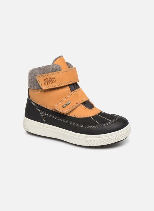 Zapatillas de deporte Primigi Fabrizio GTX Amarillo vista de detalle / par