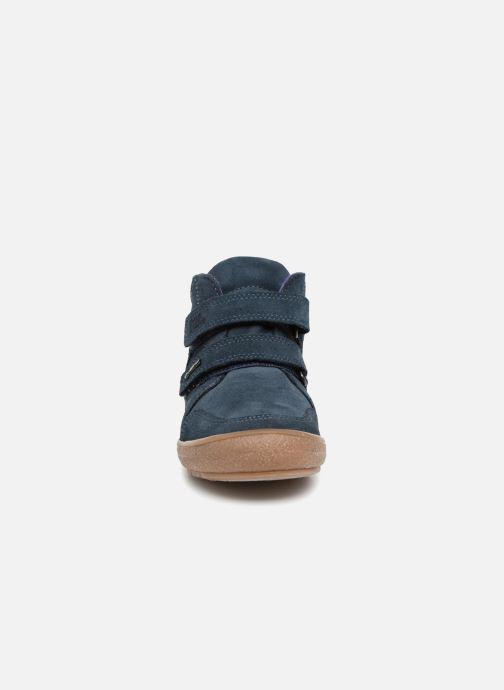 Baskets Primigi Tamara GTX Bleu vue portées chaussures