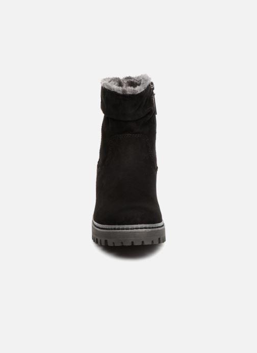 Bottines et boots S.Oliver SOFIA Noir vue portées chaussures