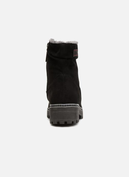 Ankle boots S.Oliver SOFIA Black view from the right