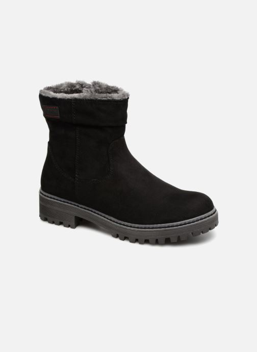 Bottines et boots S.Oliver SOFIA Noir vue détail/paire