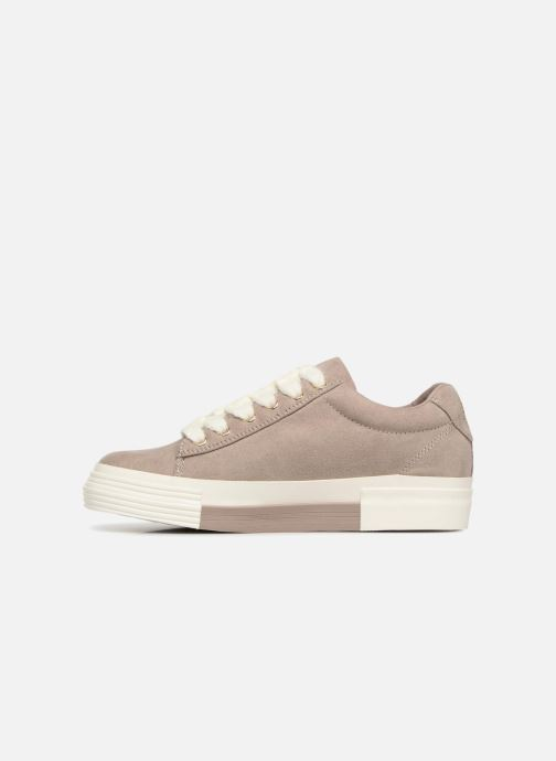 Trainers S.Oliver COOPER Grey front view